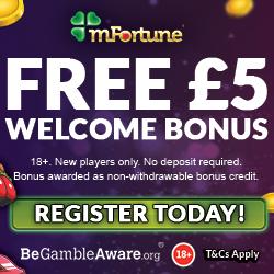 mfortune mobile casino review