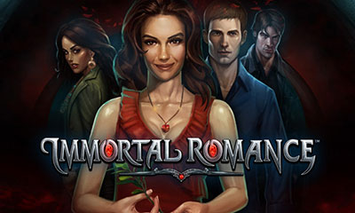 IMMORTAL ROMANCE AT DAZZLE CASINO