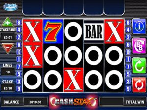 CASH STAX AT NETBET CASINO