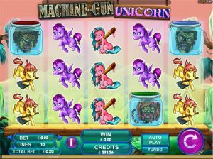 MACHINE GUN UNICORN AT NETBET CASINO