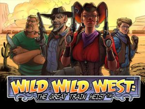 WILD WILD WEST AT CONQUER CASINO