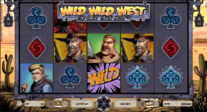WILD WILD WEST AT GLIMMER CASINO