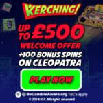 kerching casino welcome