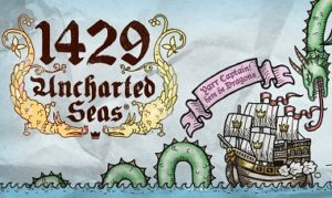 1429 Uncharted Seas at glimmer casino