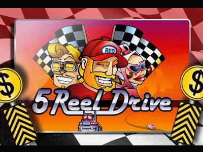 5 reel drive at glimmer casino