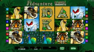 ADVENTURE PALACE at glimmer casino