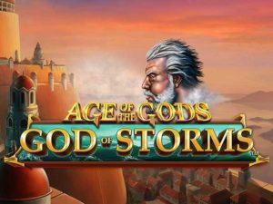 AGE OF GODS GOD OF STORMS at slots heaven