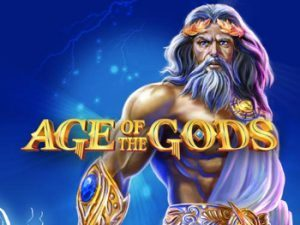 AGE OF THE GODS at slots heaven
