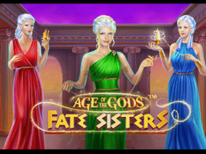 Age of Gods: Fate Sisters at dazzle casino