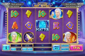 Age of Gods: Fate Sisters at netbet vegas