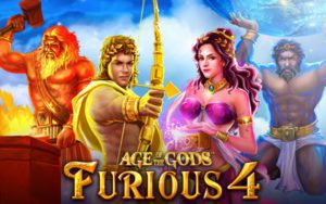 Age of Gods: Furious 4 at netbet vegas