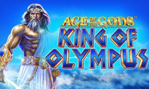 Age of Gods: King of Olympus at casino.com