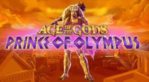 Age of Gods: Prince of Olympus at casino.com