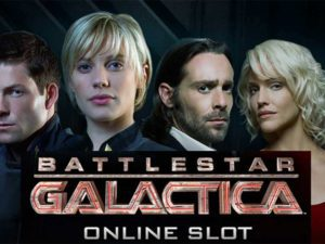 Battlestar Galactica at yeti casino