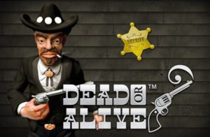DEAD OR ALIVE at jackpot mobile casino