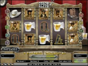 DEAD OR ALIVE at net bet casino