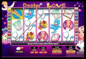 DOCTOR LOVE at sapphire rooms
