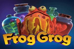 FROG GROG at fruity king