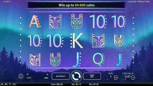 GLOW SLOTS at netbet casino