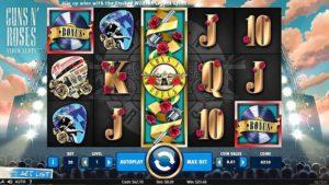 guns n roses at boyle casino