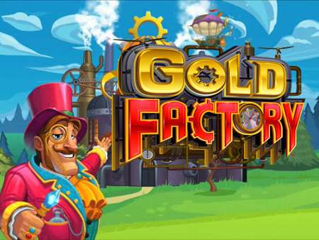 gold factory at touch lucky casino