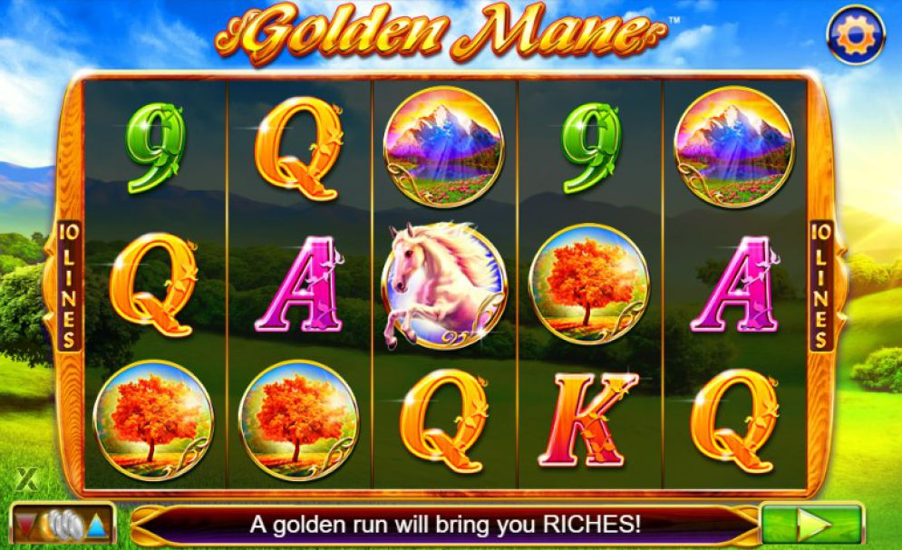 Golden Mane at royal house casino