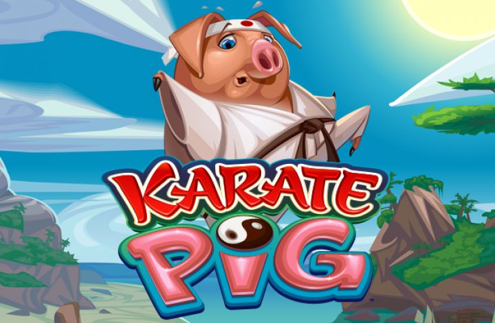 karate pig at royal house casino