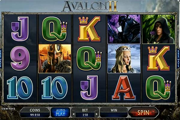 AVALON 2 at netbet casino
