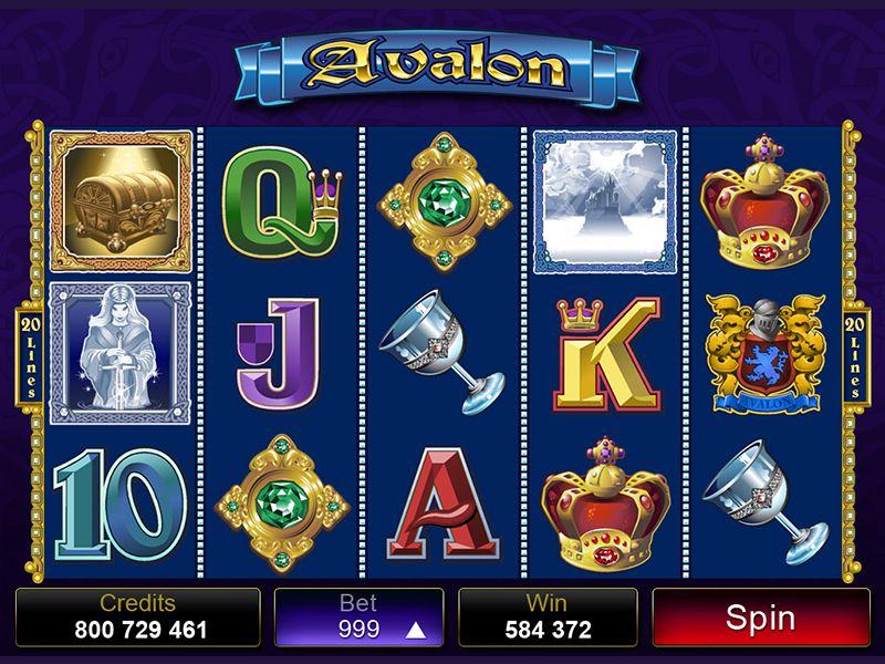AVALON at conquer casino