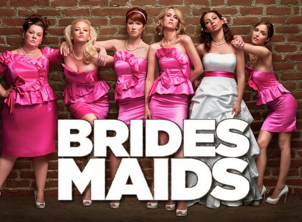 BRIDESMAIDS AT SLINGO