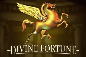 DIVINE FORTUNE at chomp casino