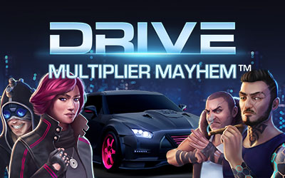 Drive Multiplayer Mayhem at conquer casino