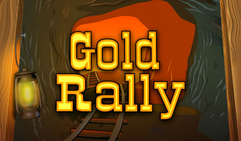GOLD RALLY at netbet casino