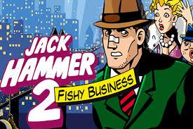Jack Hammer 2 at all british casino