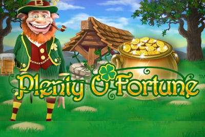 PLENTY 'O' FORTUNE slots review