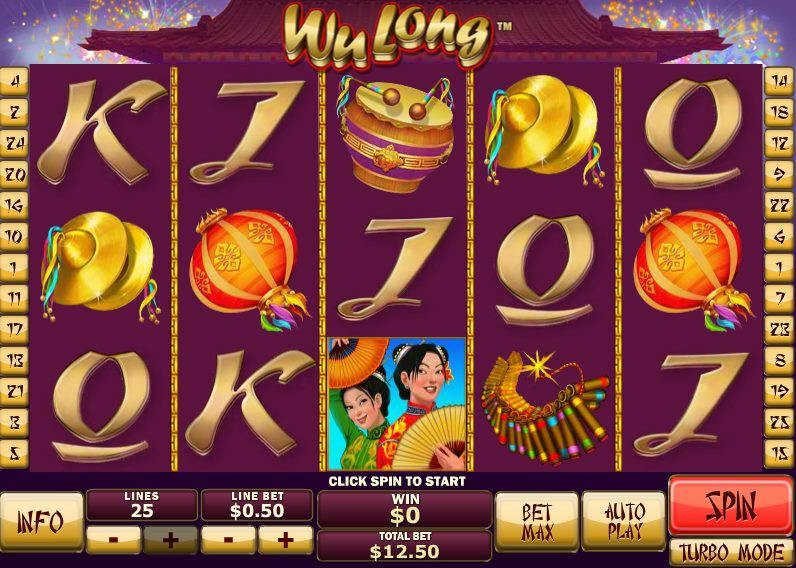 WU LONG at winner casino