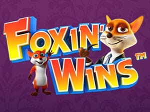 FOXIN WINS at dazzle casino