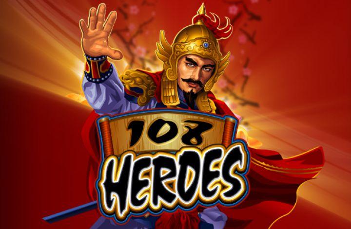 108 Heroes at yeti casino