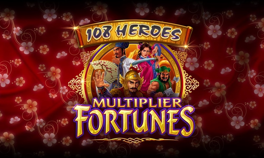 108 Heroes Multiplier Fortunes at fruity king