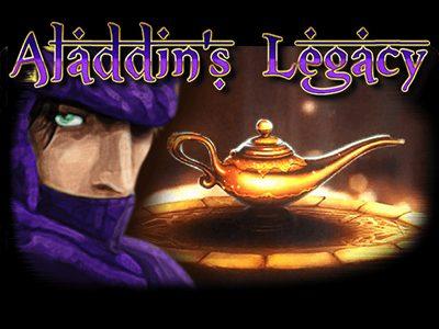 Aladdin's Legacy at conquer casino