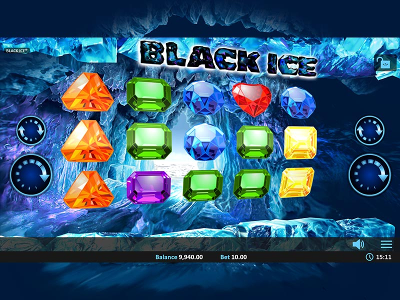 Black Ice at dazzle casino