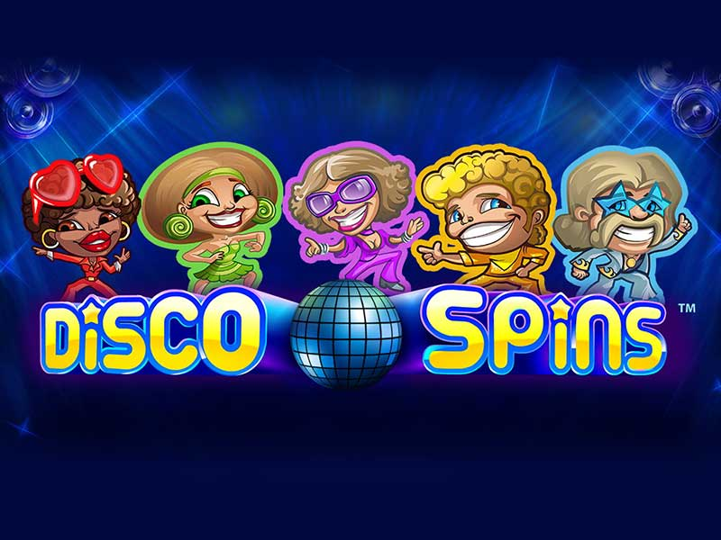 Disco Spins at fruity king