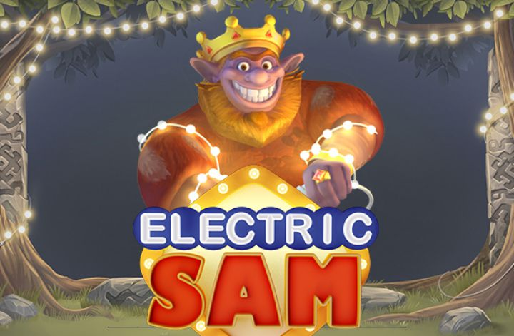 Electric Sam at sapphire rooms