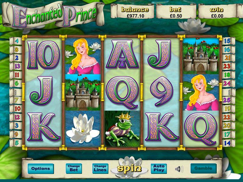 Enchanted Prince at boylesports casino