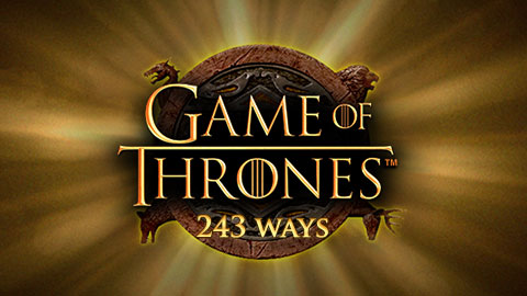 Game of Thrones 243 ways at all british casino