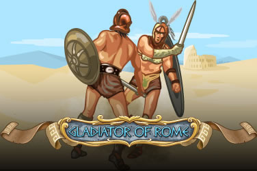 Gladiator of Rome at fruity king