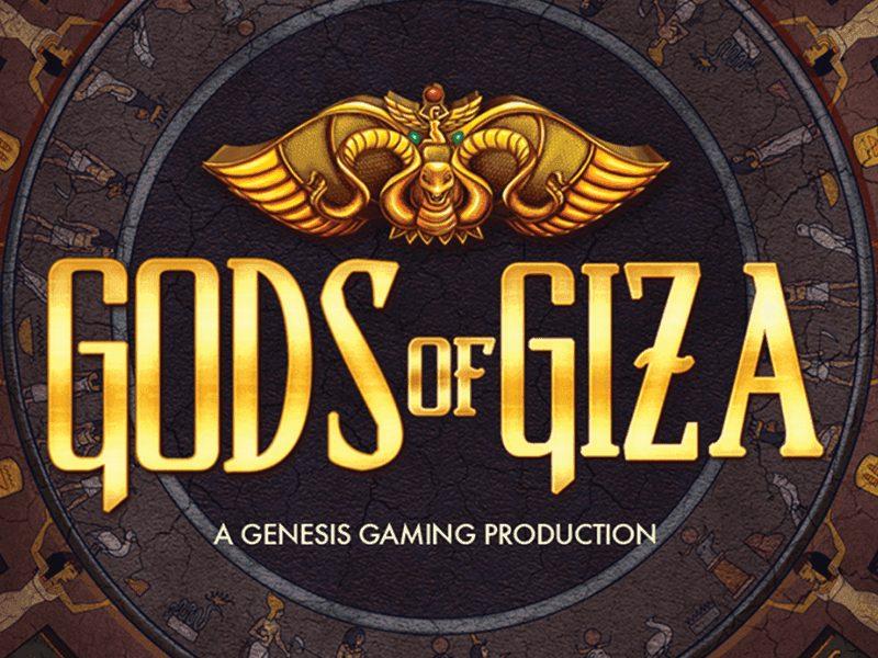 Gods of Giza at boyle casino