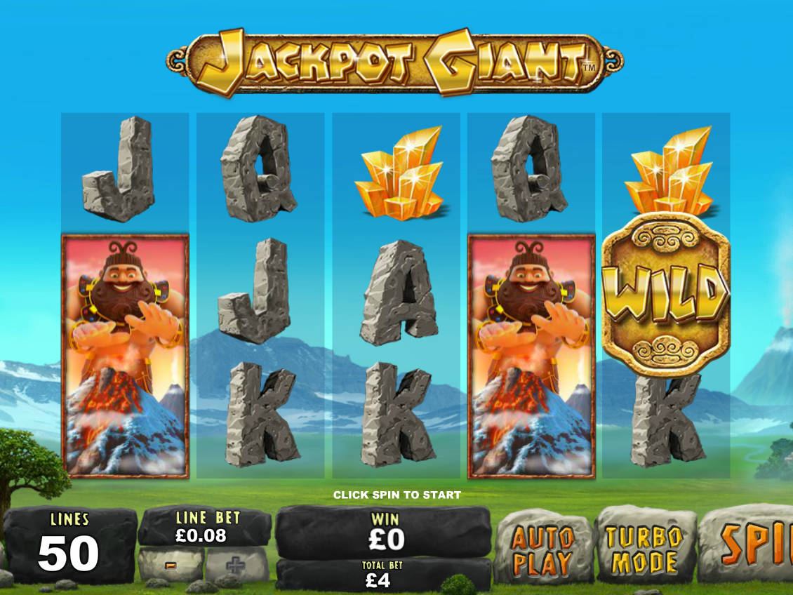 Jackpot Giant at casino.com