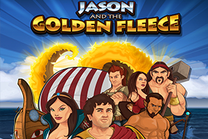 Jason and the Golden Fleece at dazzle casino