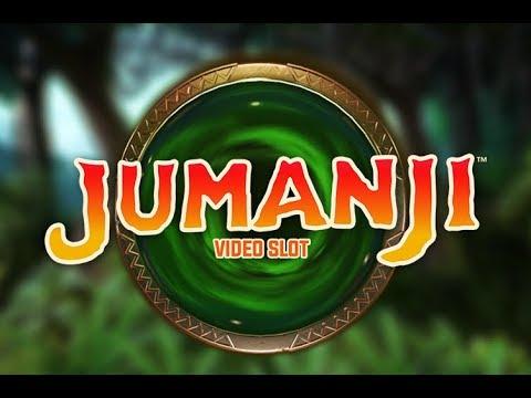 Jumanji at all british casino